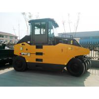 Wholesale Oriemac XCMG 2 6 Ton Concrete Construction Equipment Rubber Tire Road Roller XP263 Yellow WEICHAI Engine from china suppliers