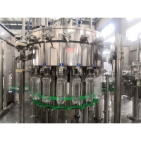 Buy cheap Gravity CSD Soft Drink Carbonated Drink Filling Machine from wholesalers