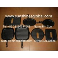 Buy cheap Cast Iron Frying Pan/Cast Iron Skillet &Grill Pan/Cast Iron Camp Oven from wholesalers
