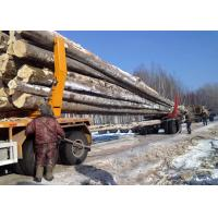 Buy cheap High Strength Steel Log Truck Trailer For Light Logs And Timbers Carrying from wholesalers