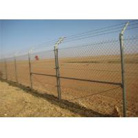 Buy cheap commercial /residential hurricane fence/chain link fabric from wholesalers