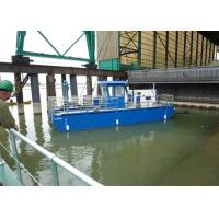 Buy cheap High Mixture Density Portable Dredge Easy Control  Long Large Cutter Power from wholesalers