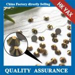 Buy cheap non hot fix rhinestone,rhinestone non hot fix china supplier,ss10 crystal non hot fix rhinestone from wholesalers