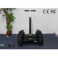 Buy cheap Black Smart 2000W Off Road Electrical Mobility Scooter Personal Vehicle from wholesalers