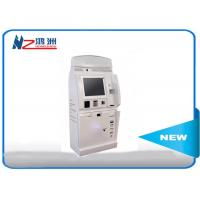 Wholesale Cash payment kiosk credit card vending machines with passport scanning function from china suppliers