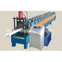 Buy cheap Drainpipe Steel / Water Falling Tube Forming Machine Feeding Width 398mm from wholesalers
