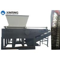 Buy cheap Solid Waste Shredder Machine In Single Shaft from wholesalers