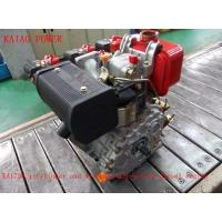 0.247L Displacement Air Cooled Diesel Engine With Recoil Start / Electric Satrt System Manufactures