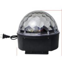 Buy cheap Sound Active RGB full color Led Party Disco DJ Ball Stage Light from wholesalers