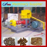 Buy cheap Floating fish feed extruder machine from wholesalers
