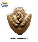 Buy cheap oilfield equipment Tricone bit/TCI Tricone bit/Steel tooth tricone bit from wholesalers