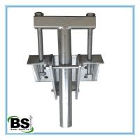Buy cheap Standard-Duty Underpinning Brackets for Helical Pile Foundation System from wholesalers