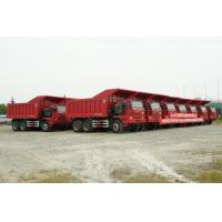Buy cheap 371HP Sinotruck Used Dump Truck 50 - 70 Tons Minning Dump Trucks Left Hand Driving from wholesalers