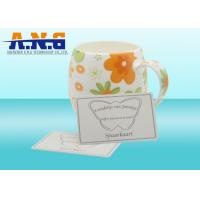 Buy cheap Security CMYK PVC Plastic smart card Silk screen Printing For Traffic from wholesalers