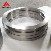 Wholesale ASTM B381 TC4 6AL4V Titanium Forged Ring from china suppliers