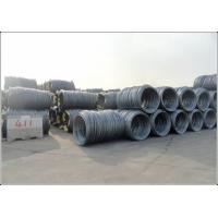 Cutting Available Mild Steel Wire Rod , Industrial Steel Wire SWRH27 Q/320582  SGY301-2013 Manufactures