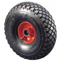"""Rubber wheel 10""""X3.50-4 Manufactures"""