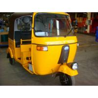 Wholesale Bajaj 175cc Air Cooler Adult Cargo Motor Tricycle Gasoline from china suppliers