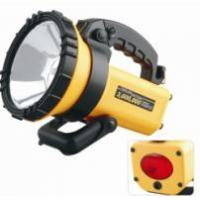 Buy cheap Rechargeable Handheld Spotlight Portable Spotlight from wholesalers
