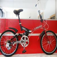 Wholesale adult  lightweight folding bike for girls or boys with CE from china suppliers