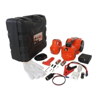 Buy cheap Multifunction Electric Hydraulic Jack Kit , Lithium Battery Tool Set 150PSI Max from wholesalers
