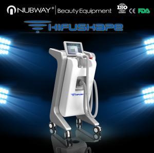 Newest body shaping machine HIFUSHAPE body slimming exercise machine Manufactures