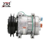 Buy cheap HS054 7H15 12V Electric Air Conditioning Compressor FOR CASE-360 SIMITOMO-A5 from wholesalers