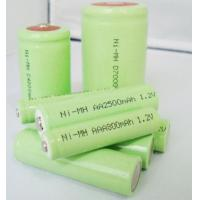 Buy cheap Ni-Mh rechargeable batteries for consumer products from wholesalers