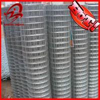 Buy cheap 1x1 welded wire mesh from wholesalers