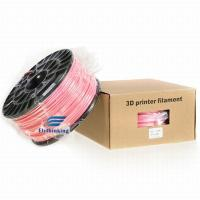 1.75mm / 3.0mm ABS 3D Printer Filament With 31colors For Rapid Prototyping Manufactures