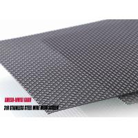 China Insect Proof Fly Screen Mesh For Windows / Stainless Steel Insect Screen Mesh on sale