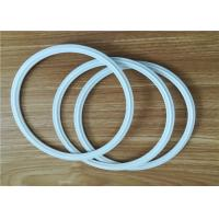 Buy cheap O Shape PTFE Sealing Ring  Gasket , PTFE Backup Rings For Mechanical Seals from wholesalers