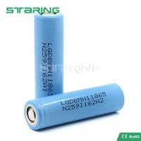 Buy cheap 18650 LG MH1 3200mAh 10A Li-ion Battery 3.7V rechargeable Cell 18650 Battery for e-bike from wholesalers