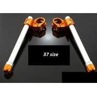 Buy cheap Motorcycle Universal CNC Fork CNC Clip On Handlebars from wholesalers