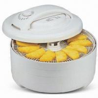 Buy cheap 5-tray Food Dehydrator with Adjustable Thermostat for Drying Different Foods at Proper Temperature from wholesalers
