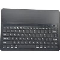 Buy cheap Black Aluminum Bluetooth Keyboard With Stand for different size tablet,Island-Style keys 3.0 Bluetooth Keyboard from wholesalers