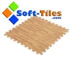 Buy cheap Soft Wood Grain Foam Floor Mat from wholesalers
