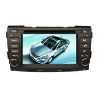 Buy cheap 7 Inch Car DVD Player For Hyundai Sonata(2009-2010),GPS,DVD,BT,PIP,TV Function from wholesalers