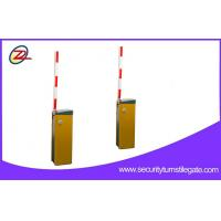 Flexible Durable High Speed Vehicle Barrier Gate Parking For Highway Traffic Manufactures