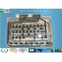 Buy cheap PET or PC  2 Layers Multilayer Flexible Pcb / Ultra Thin Flex Pcb Flexible Printed Circuit from wholesalers