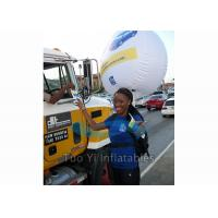 Wholesale Durable 0.18mm PVC Backpack Balloon Inflatable Balloon For Outdoor Advertising from china suppliers