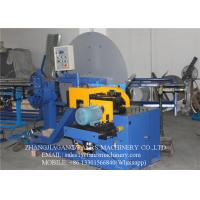 Wholesale Automatic Saw Blade Cutting Type Spiral Tube Forming Machine with 4kw Cutting Motor from china suppliers