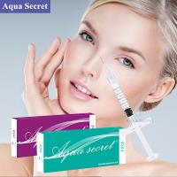 Buy cheap Best price injectable hyaluronic acid dermal filler for face/eye//neck/lip/nose/jaw/leg/breast/butt from wholesalers