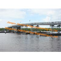 Buy cheap Long Distance City River Crossing Bridge Pre-assembled Multi Span Steel Bailey Construction from wholesalers