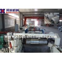 Buy cheap Automatic Steel Coil Slitting Line for 304 Stainless Steel from wholesalers