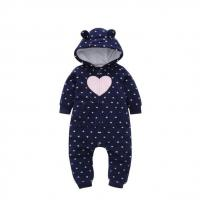 Buy cheap New Arrival Winter Cool Baby Clothes Floral cotton infant rompers from wholesalers