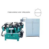 Wholesale AUTO 5 HEADS BICYCLE ALLOY RIM HOLE DRILLING MACHINE from china suppliers
