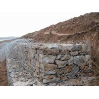 Buy cheap Gabion Wire Mesh Decorative Gabion Baskets For Water / Soil Protection from wholesalers
