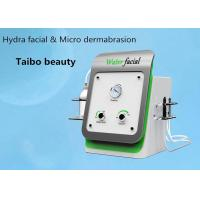 Buy cheap Facial Hydro Microdermabrasion Water Dermabrasion Machine For Home / Spa from wholesalers