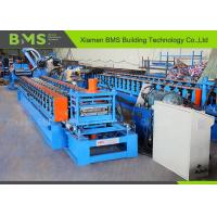 Buy cheap Computer Automatic Changeover Storage Shelf Roll Forming Machine With Schneider PLC from wholesalers